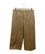 ()の古着「Cropped Tailored Trousers」