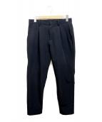 10YC(テンワイシー)の古着「Tapered Chino Pants」|ブラック
