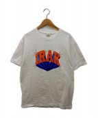 IRAK(アイラック)の古着「Tシャツ」|ホワイト