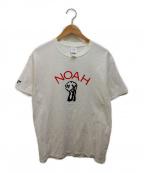 Noah(ノア)の古着「Tシャツ」 ホワイト