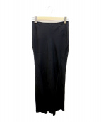 JUNYA WATANABE CdG(ジュンヤワタナベコムデギャルソン)の古着「ロングスカート」|ブラック