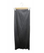 PLEATS PLEASE(プリーツプリーズ)の古着「プリーツスカート」