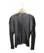 ()の古着「プリーツジャケット」