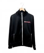 Palm Angels(パームエンジェルス)の古着「die punk track jacket」|ブラック