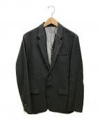 MR.OLIVE(ミスターオリーブ)の古着「別注レトロポリツイルJKT」|ブラック