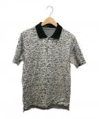 BALENCIAGA()の古着「ポロシャツ」|グレー