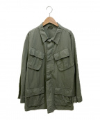 ROTHCO(ロスコ)の古着「ミリタリーブルゾン」|オリーブ