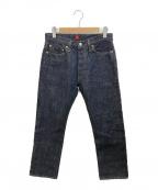 RESOLUTE(リゾルト)の古着「710セルビッチデニムパンツ」|インディゴ