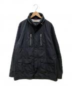 VICTORINOX(ビクトリノックス)の古着「ジップジャケット」 ネイビー