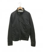 EMPORIO ARMANI(エンポリオアルマーニ)の古着「ブルゾン」|ブラック