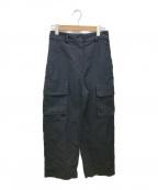 maison kitsune(メゾンキツネ)の古着「Army Pants」|ネイビー