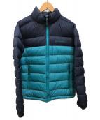 ()の古着「マウンテンスカイラインジャケット」|ブルー×ネイビー