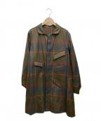 ANATOMICA(アナトミカ)の古着「シングルコート」|ブラウン