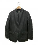 LANVIN en Bleu(ランバンオンブルー)の古着「リバーシブルジャケット」|グレー