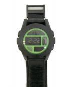 ()の古着「腕時計」|ネオングリーン