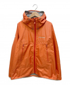 mont-bell(モンベル)の古着「ストームクルーザージャケット」|オレンジ