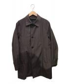 ()の古着「ライナー付トレンチコート」 ブラウン