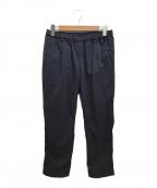 teatora(テアトラ)の古着「Wallet Pants OFFICE PH」 ネイビー