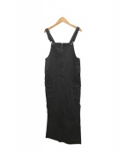 ()の古着「CARGO-LINEジャンパースカート」