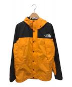 ()の古着「Mountain Light Jacke」 レッドオレンジ
