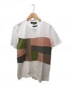 COMME des GARCONS HOMME DEUX(コムデギャルソン オム ドゥ)の古着「半袖Tシャツ」|ホワイト