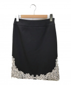 M'S GRACY(エムズグレイシー)の古着「タイトスカート」|ブラック