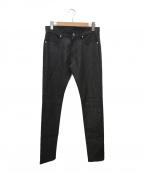 Calvin Klein(カルバンクライン)の古着「デニムパンツ」 ブラック
