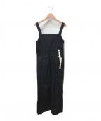 GRAMICCI(グラミチ)の古着「キャミソールワンピース」|ブラック