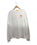 UNION(ユニオン)の古着「スタッフTシャツ」 ホワイト