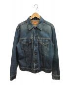 ()の古着「3rdデニムジャケット」 インディゴ