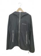 ()の古着「Frocks Reflector Jacket」|ブラック