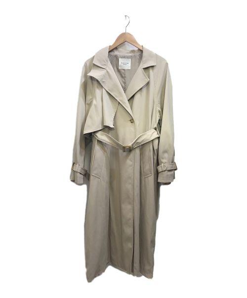FREAK'S STORE(フリークスストア)FREAK'S STORE (フリークスストア) トレンチコート ベージュ サイズ:FREEの古着・服飾アイテム