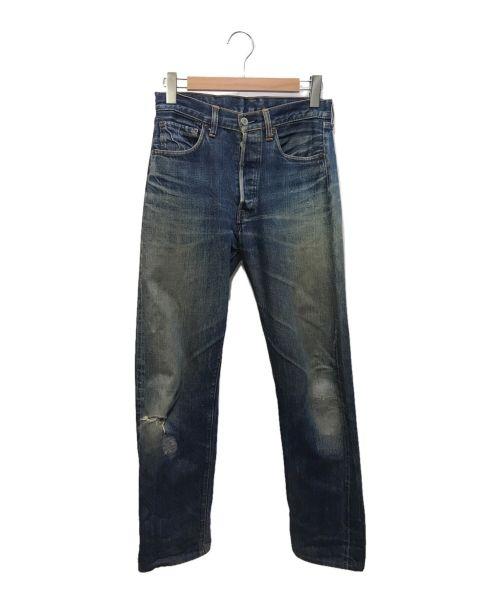 LEVI'S(リーバイス)LEVI'S (リーバイス) ヴンテージデニムパンツ インディゴ サイズ:76cm W30の古着・服飾アイテム