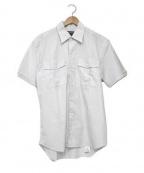 RAF SIMONS(ラフシモンズ)の古着「シャツ」 スカイブルー