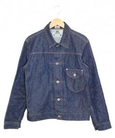 SOPHNET.×LEE(ソフ×リー)の古着「LEEデニムジャケット」|インディゴ