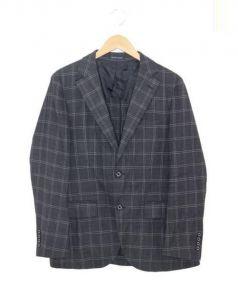 MACKINTOSH PHILOSOPHY(マッキントッシュフィロソフィー)の古着「トロッタースーツ」 グレー