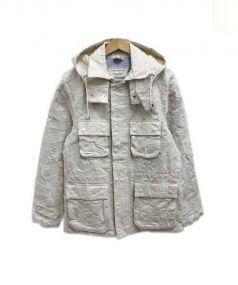 MAISON KITSUNE(メゾンキツネ)の古着「CAMO SAFARI JACKET」|アイボリー