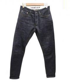 DENHAM(デンハム)の古着「リジッドデニムパンツ」 インディゴ
