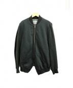 N.HOOLYWOOD(エヌハリウッド)の古着「リバーシブルジップアップジャケット」|オリーブ