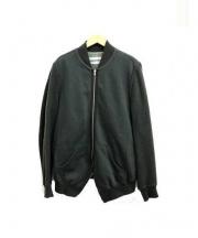 N.HOOLYWOOD(エヌハリウッド)の古着「リバーシブルジップアップジャケット」|グリーン