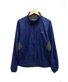 Patagonia(パタゴニア)の古着「アルパインフリースジャケット」|ネイビー