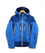 TERNUA(テルヌア)の古着「シェルテックマウンテンパーカー」|ブルー