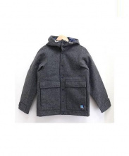 HELLY HANSEN(ヘリーハンセン)の古着「W Leine Jacket」|グレー