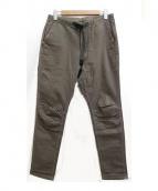 GRAMICCI×nonnative(グラミチ×ノンネイティブ)の古着「CLIMBER EASY PANTS」|グレー