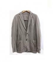 CIRCOLO 1901(チルコロ1901)の古着「2Bジャケット」|ベージュ