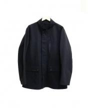 UNITED ARROWS(ユナイテッド アローズ)の古着「USCM PE/BDG BZ」|ブラック