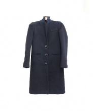 GUCCI(グッチ)の古着「シングルブレストコート」|ブラック