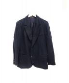 ARTS&SCIENCE(アーツアンドサイエンス)の古着「ウール2Bテーラードジャケット」|ブラック