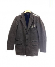 DUCK DIGGER[(ダックディガー)の古着「3Bワークジャケット」|グレー