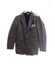DUCK DIGGER[(ダックディガー)の古着「3Bワークジャケット」 グレー